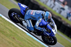 Yamaha Racing Team spices up Superbikes at Phillip Island
