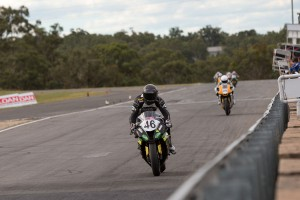 Rated: ASBK podium placers