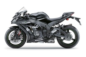 Bike: 2016 Kawasaki ZX-10R Winter Test Edition