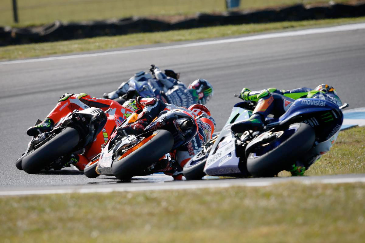 2016 MotoGP World Championship calendar revised - CycleOnline.com.au