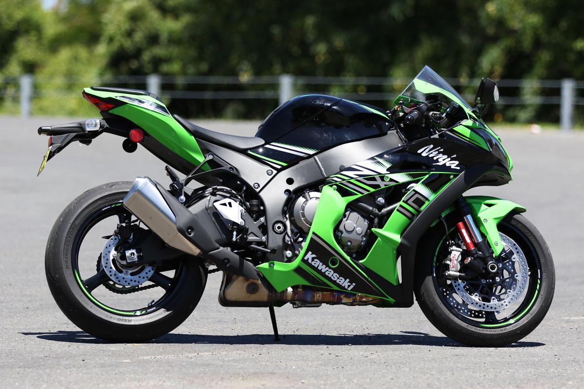 Kawasaki Ninja R Acceleration