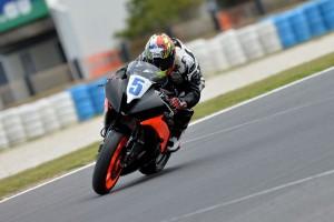 Landbridge Racing wraps up official WSS testing