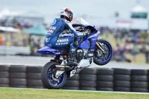 Allerton dominates in impressive YRT display