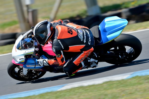 Elliott commits to full 2016 ASBK campaign