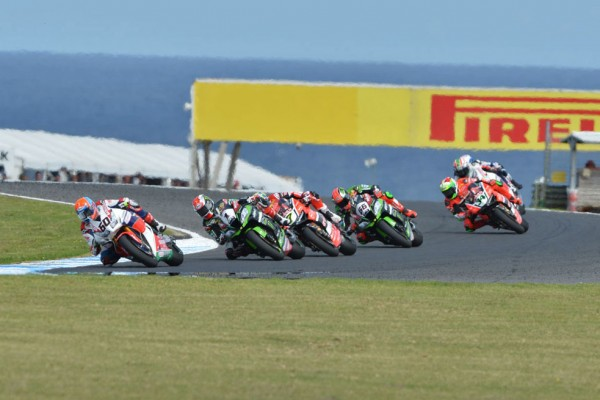 Gallery: 2016 WorldSBK Rd1 Phillip Island
