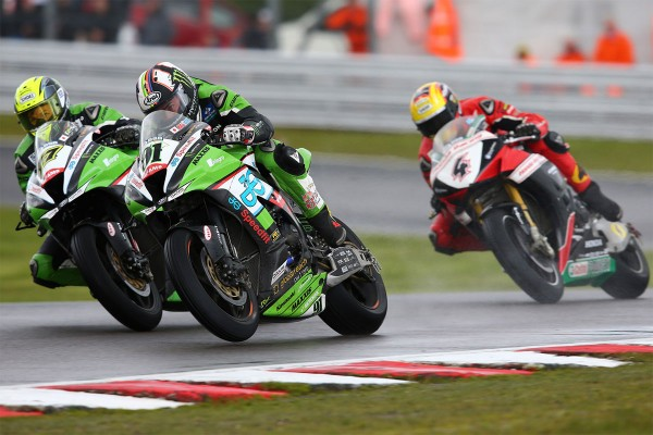 Haslam and Cooper share Oulton Park BSB victories