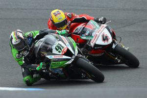 Haslam and Byrne share Knockhill BSB wins