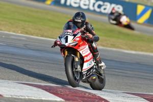 Race win and round podium for Desmosport Ducati's Jones in WA