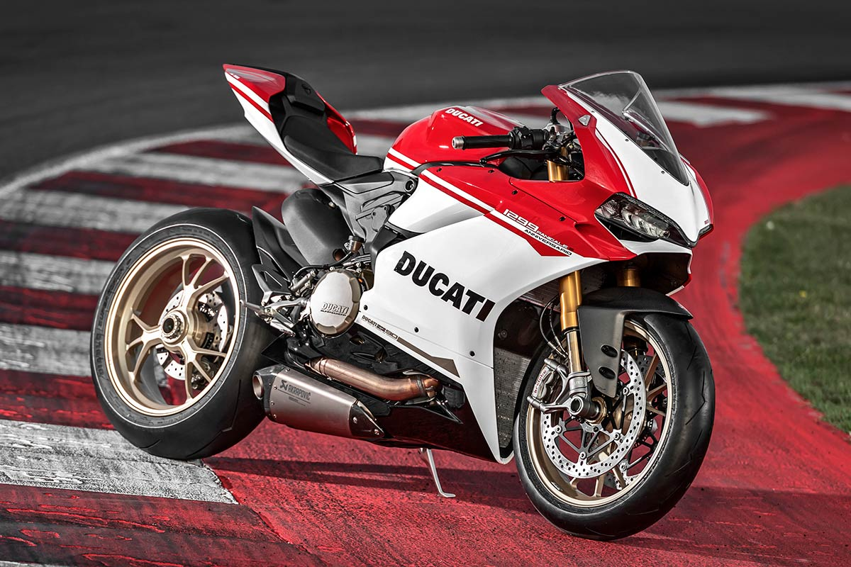 bike 2016 ducati 1299 panigale s anniversario. Black Bedroom Furniture Sets. Home Design Ideas