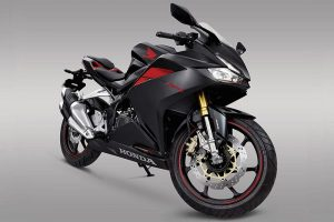 Sharp new 2017 model CBR250RR unveiled by Honda