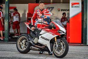 High demand for Ducati's 1299 S Panigale Anniversario