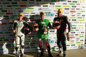 Robbie Bugden dominates with Kawasaki Ninja ZX-10R