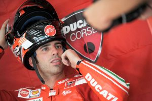 Melandri joins Davies at Ducati for 2017 WorldSBK comeback