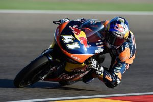 Profiled: Brad Binder