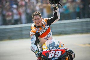 Rewind: Hayden's MotoGP title win
