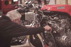 Viral: Portrait of a Motorcycle Legend