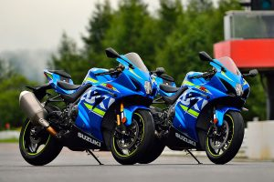 Bike: 2017 Suzuki GSX-R1000 and GSX-R1000R