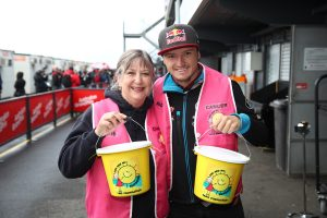 Australian grand prix charity reaches $1-million target