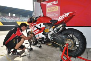 DesmoSport Ducati drafts in Halliday for MotoGP support races
