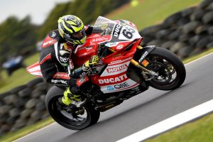 Halliday sixth on Friday in DesmoSport Ducati debut at Phillip Island