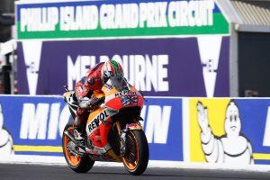 Hayden shrugs off 'racing incident' after Miller contact