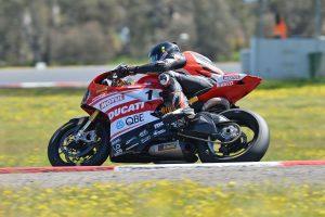 DesmoSport Ducati and Jones fifth in 2016 ASBK standings