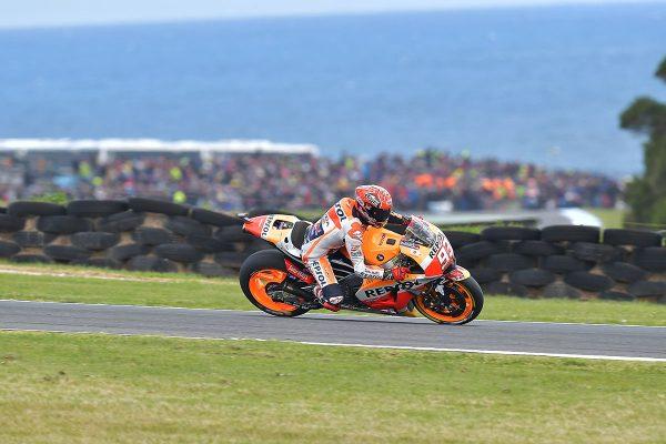 Wallpaper: 2016 Australian Motorcycle Grand Prix