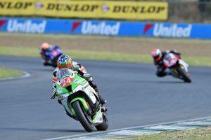 Bugden dominant in FX-ASC at Queensland raceway