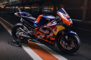 KTM planning production version of RC16 MotoGP machine