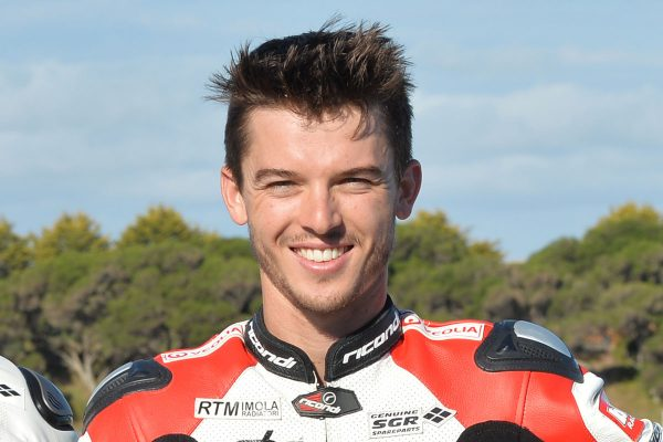Scott secures seat on 2017 Superstock 1000 Cup grid