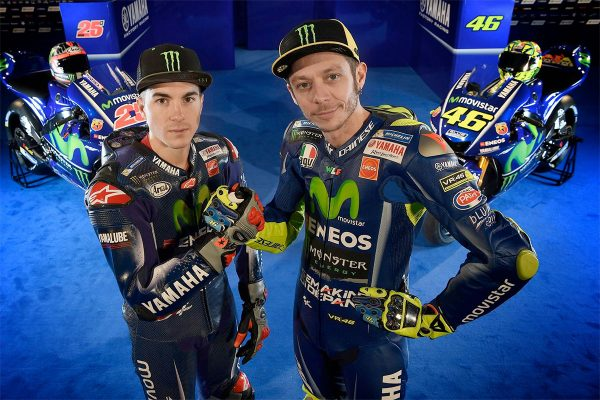 Viral: 2017 Movistar Yamaha MotoGP team intro