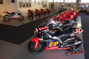 Grand prix motorcycle collection arrives at Phillip Island