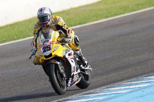 Brookes satisfied following Anvil Hire Yamaha shakedown