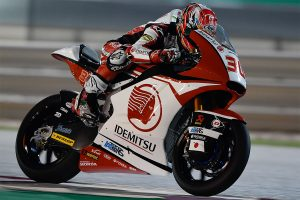 Nakagami and Fenati reign in final Qatar tests
