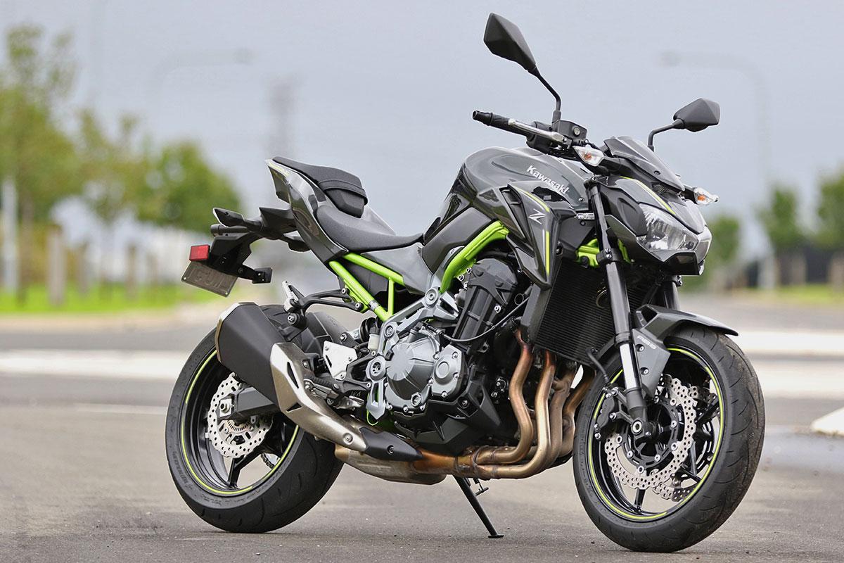 Kawasaki Z Review
