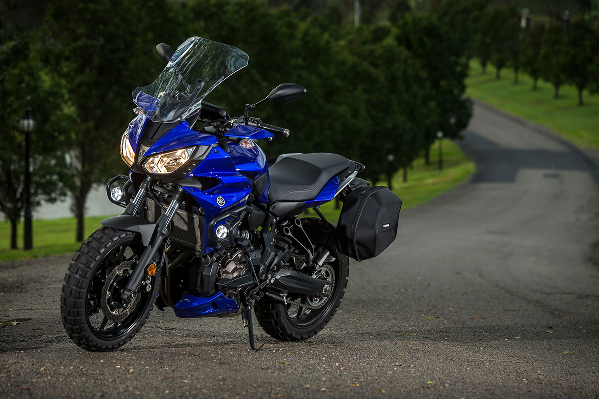 Review 2017 Yamaha Tracer 700 Cycleonline Com Au