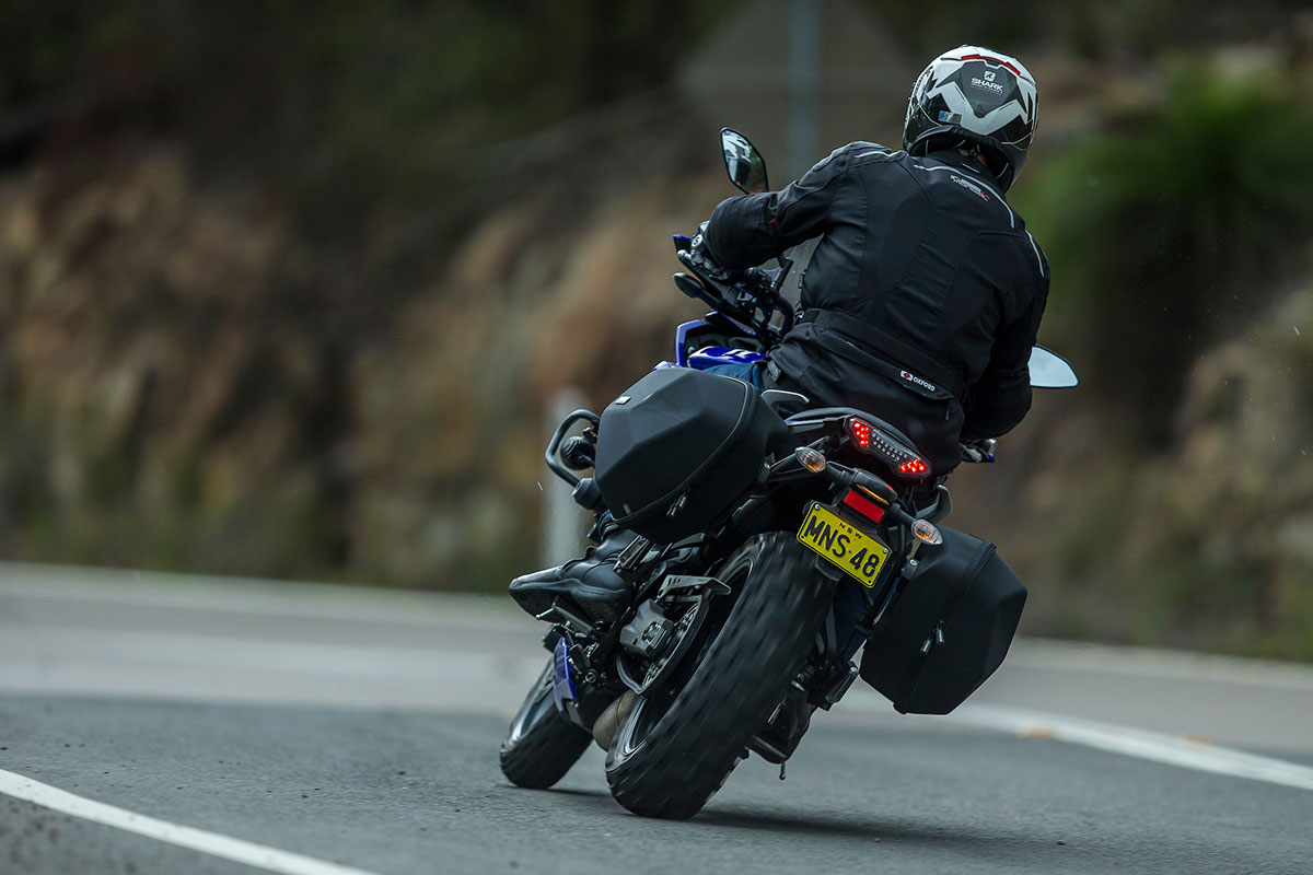 Yamaha Tracer Top Speed