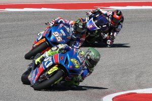 Elias unbeaten in both MotoAmerica races at COTA
