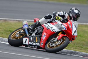 Herfoss fastest during Winton Friday ASBK practice