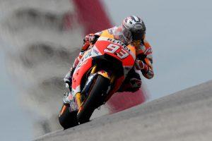 Marquez maintains perfect COTA MotoGP pole record