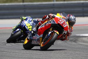 Perfect COTA record remains intact for Marquez