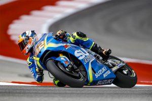 MotoGP rookie Rins undergoing surgery on broken wrist