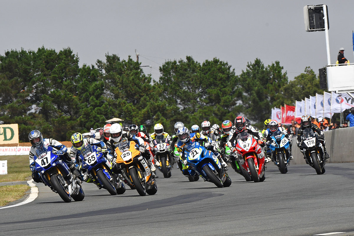 Racefeed: 2017 ASBK Rd3 Winton