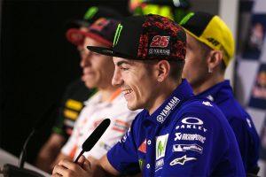 MotoGP stars speak at COTA pre-event press conference