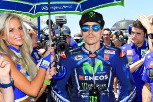 'Strange crash' ends Viñales' perfect Yamaha scorecard