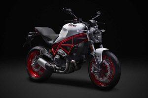 Bike: 2017 Ducati Monster 797