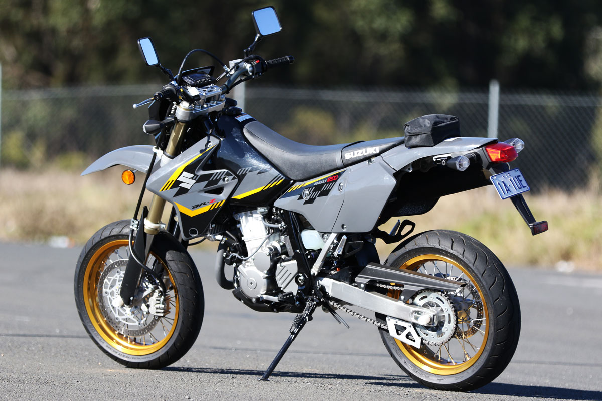 Suzuki Drz New Price