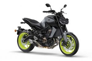 Bike: 2017 Yamaha MT-09