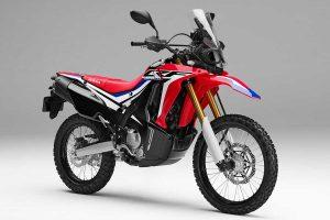Bike: 2017 Honda CRF250L and CRF250 RALLY