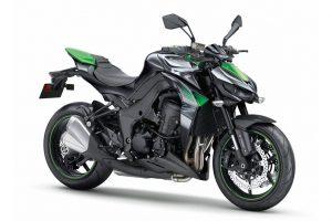 Bike: 2017 Kawasaki Z1000 ABS
